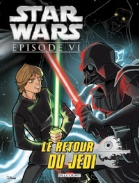 Collectif - Star Wars : Le Retour du Jedi (jeunesse).