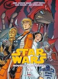 Collectif - Star Wars - Nouvelles Aventures T03.