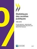 Collectif - Statistiques des recettes publiques : 1965-2016.