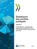 Collectif - Statistiques des recettes publiques 2018.