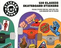 Era-circus.be Stickerbomb Skate - 150 classic skateboard stickers Image