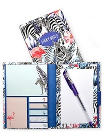 Collectif - Sticky notes - zebre.