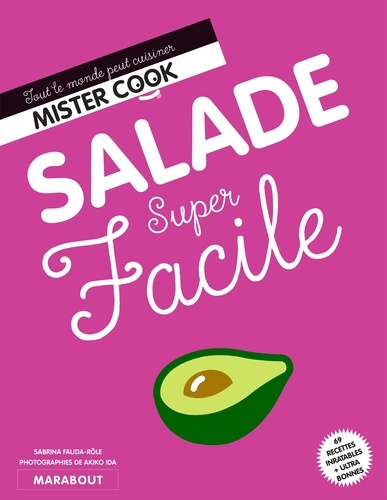 Collectif - Super facile - Salades NED.