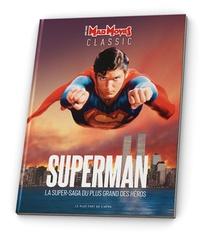 Collectif - Superman, La super-saga du plus grand des héros.