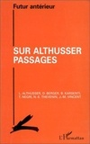 Collectif - Sur Althusser - Passages.