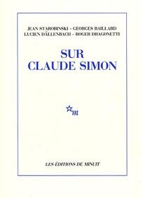 Collectif - Sur Claude Simon.