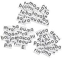Collectif - Syllabes magnétiques.