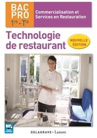 Technologie de restaurant 1re, Tle BAC Pro CSR - Livre de lélève.pdf