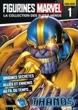 Collectif - Thanos - Figurine XL Nº 1.