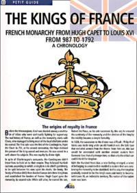 The Kings of France. French monarchy from Hugh Capet to Louis XVI from 987 to 1792, a chronology.pdf