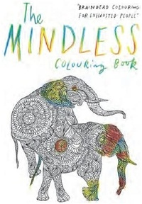 Deedr.fr The mindless colouring book Image