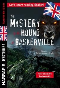 Collectif - The Mystery of the Hound of Baskerville spécial 4e-3e, à partir de 13 ans.