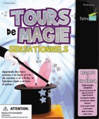 Collectif - Tours de magie.