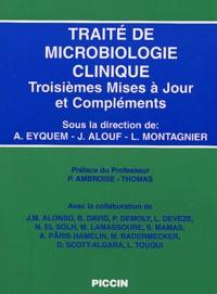 Collectif - Traité de microbiologie clinique.