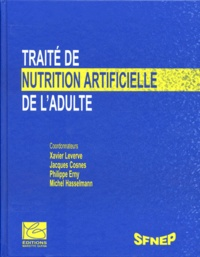 Deedr.fr Traité de nutrition artificielle de l'adulte Image