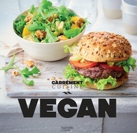 Collectif - Vegan - 100 recettes gourmandes.