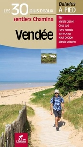 Vendée, les 30 plus beaux sentiers -  pdf epub