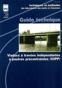 Histoiresdenlire.be Viaducs à travées indépendantes à poutres précontraintes (VIPP). Guide méthodologique de surveillance et d'auscultation Image