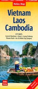 Vietnam-Laos-Cambodge -  pdf epub