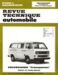 Collectif - Volkswagen transporter diesel et turbo diesel.