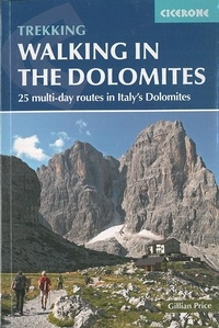 Collectif - Walking in the dolomites.