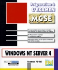 Collectif - Windows NT server 4.0 - Examen 70-067.