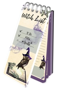 Collectif - Witch List Spells.