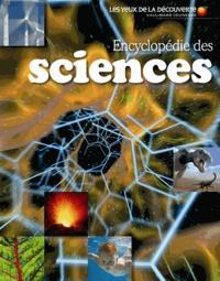 Collectifs Gallimard jeunesse - Encyclopédie des sciences.