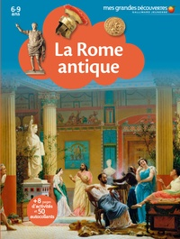 Collectifs Gallimard jeunesse - La Rome antique.