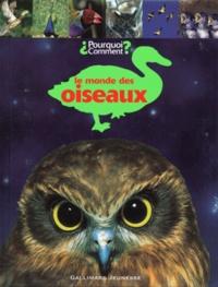 Collectifs Gallimard jeunesse - Le monde des oiseaux.