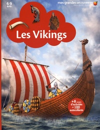 Les vikings -  Collectifs Gallimard jeunesse |