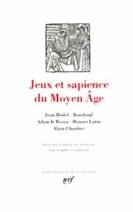 Collectifs - Jeux et sapience du Moyen Age.