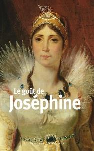 Collectifs - Le goût de Joséphine.