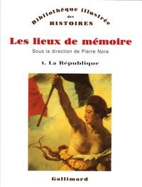 Galabria.be Les lieux de mémoire - Tome 1, la République Image