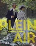 Collectifs - Plein air - De Corot à Monet.