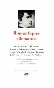 Collectifs - Romantiques allemands - Tome 2.