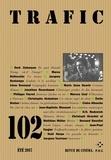 Collectifs - Trafic N° 102 : .