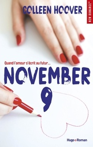 Colleen Hoover et Pauline Vidal - November 9 -Extrait offert-.