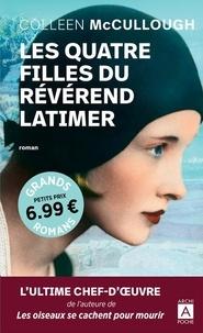Téléchargez des livres sur ipad 2 Les quatre filles du révérend Latimer DJVU par Colleen McCullough (French Edition)