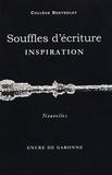 Collège Berthelot - Souffles d'écriture - Inspiration.