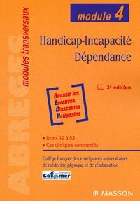 Collège de médecine physique - Handicap, incapacité, dépendance.