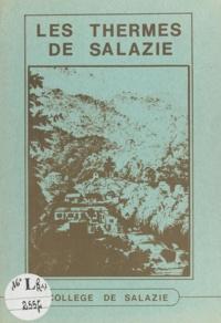Collège de Salazie et J.-F. Sam-Long - Les thermes de Salazie.