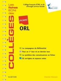 Collège Français d'ORL - Fiches ORL.