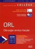 Collège Français d'ORL et Denis Ayache - ORL Chirurgie cervico-faciale.