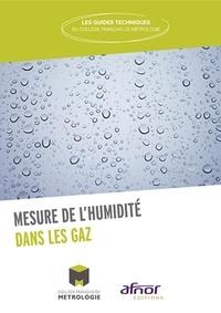 Collège Français Métrologie - Mesure de l'humidité dans les gaz.