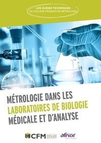 Collège Français Métrologie - Métrologie dans les laboratoires de biologie médicale et d'analyse.