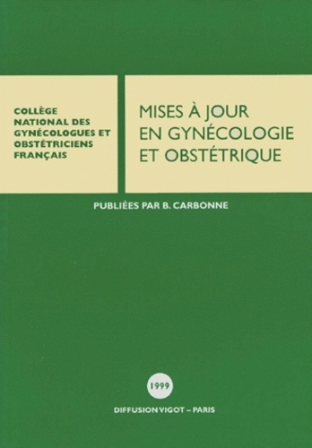 Collège Gynéco-Obstétriciens - .