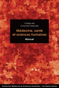 Collège humanités médicales - Médecine, santé et sciences humaines - Manuel.