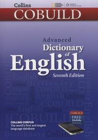 Collins - Collins Cobuild Advanced Dictionary of English.