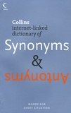 Collins - Collins Dictionary of Synomyms and Atonyms.